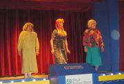 Bjerne, Preben og Poul Erik som Favrskov pigerne