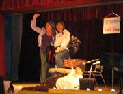 68'erne Inge og Fie giver bøllebank til nutidens unge
