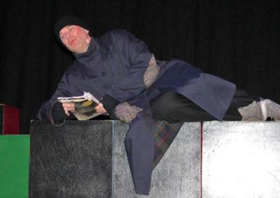 Jan Erik i når natten blir sort
