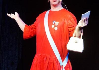 Jan Erik som majestæten