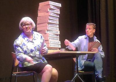 Tina V og Steen